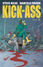 Image: Kick-Ass #17 (cover C - Araujo) - Image Comics