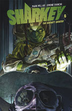 Image: Sharkey the Bounty Hunter #6 (cover A - Bianchi) - Image Comics