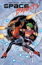 Image: Space Bandits #2 (cover C Legends - Garcia-Lopez) - Image Comics