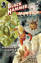 Image: Black Hammer / Justice League: Hammer of Justice #2 (cover D - Scalera) - Dark Horse Comics