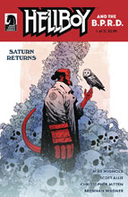 Image: Hellboy and the B.P.R.D.: Saturn Returns #1 - Dark Horse Comics