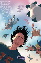 Image: She Could Fly: The Lost Pilot #5 - Dark Horse Comics
