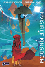 Image: Invisible Kingdom Vol. 01: Walking the Path SC  - Dark Horse Comics