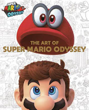 Image: Art of Super Mario Odyssey HC  - Dark Horse Comics