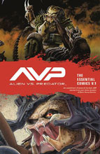Image: Aliens vs. Predator: The Essential Comics Vol. 01 SC  - Dark Horse Comics