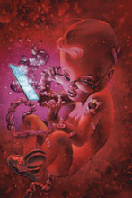 Image: Fight Club 3 #8 (cover B - Fegredo) - Dark Horse Comics