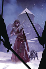 Image: Sword Daughter #9 - Dark Horse Comics