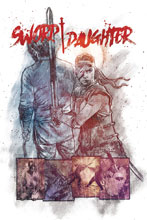 Image: Sword Daughter #9 (variant cover - Chater) - Dark Horse Comics