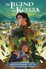 Image: Nickelodeon The Legend of Korra: Ruins of Empire Part 02 SC  - Dark Horse Comics