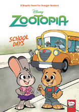 Image: Disney Zootopia: School Days Vol. 01 HC  (Young Adults) - Dark Horse Comics