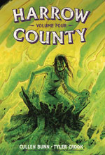 Image: Harrow County Library Edition Vol. 04 HC  - Dark Horse Comics
