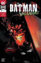 Image: Batman Who Laughs #7 - DC Comics