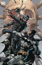 Image: Batman Who Laughs #7 (variant cover - David Finch) - DC Comics