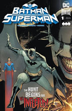 Image: Batman / Superman #1 (Batman cover) - DC Comics