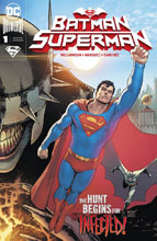 Image: Batman / Superman #1 (Superman cover) - DC Comics
