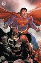 Image: Batman / Superman #1 (variant cover - Leinil Yu) - DC Comics