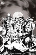 Image: Batman vs. Ra's Al Ghul #1 (variant B&W cover - Neal Adams) - DC Comics