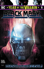 Image: Black Mask: Year of the Villain #1 - DC Comics