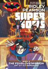 Image: Super Sons Vol. 02: The Foxglove Mission SC  - DC Zoom