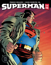 Image: Superman Year One #2 (Miller cover) - DC - Black Label