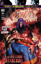 Image: Action Comics #1014 (Year of the Villain - Dark Gifts) - DC Comics