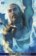 Image: Aquaman #51 (Year of the Villain - Dark Gifts) (card stock cover - Joshua Middleton) - DC Comics