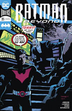 Image: Batman Beyond #35 - DC Comics