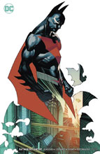 Image: Batman Beyond #35 (variant cover - Chris Stevens) - DC Comics