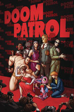 Image: Doom Patrol: Weight of the Worlds #2 - DC Comics -Young Animal
