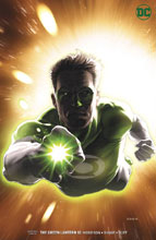Image: Green Lantern #10 (card stock cover - Kaare Andrews) - DC Comics