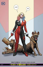 Image: Harley Quinn #64 (Year of the Villain - Dark Gifts) (variant cover - Frank Cho) - DC Comics