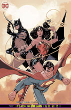 Image: Justice League #29 (Year of the Villain - Dark Gifts) (variant cover - Terry Dodson) - DC Comics