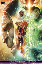 Image: Justice League Odyssey #12 (card stock cover - Philip Tan) - DC Comics