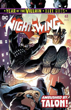 Image: Nightwing #63 - DC Comics