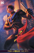 Image: Nightwing #63 (Year of the Villain - Dark Gifts) (variant cover - Warren Louw) - DC Comics