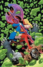 Image: Supergirl #33 (Year of the Villain - Dark Gifts) - DC Comics
