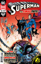 Image: Superman #14 (Year of the Villain - Dark Gifts) - DC Comics