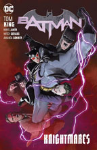 Image: Batman Vol. 10: Knightmares SC  - DC Comics