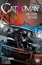 Image: Catwoman Vol. 02: Far From Gotham SC  - DC Comics