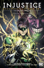 Image: Injustice: Gods Among Us Year Two HC  (deluxe edition) - DC Comics