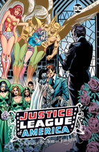 Image: Justice League of America: The Wedding of the Atom and Jean Loring HC  - DC Comics