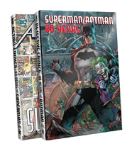 Image: Superman / Batman: 80 Years Slipcase Set HC  - DC Comics