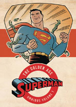 Image: Superman: The Golden Age Omnibus Vol. 01 HC  - DC Comics