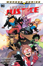 Image: Young Justice Vol. 01: Gemworld HC  - DC-Wonder Comics