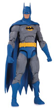 Image: DC Essentials Action Figure: Knightfall Batman  - DC Comics