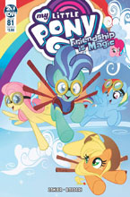 Image: My Little Pony: Friendship Is Magic #81 (cover A - Baldari) - IDW Publishing