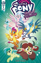 Image: My Little Pony: Feats of Friendship #1 (cover A - Fleecs) - IDW Publishing