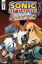 Image: Sonic the Hedgehog: Tangle & Whisper #2 (incentive cover - Hernandez) (10-copy)  [2019] - IDW Publishing
