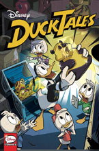 Image: Ducktales: Silence & Science #1 (cover A - Ghighlione) - IDW Publishing