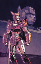 Image: Transformers #11 (cover A - Raiz) - IDW Publishing